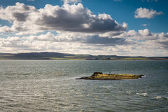 St Cuthbert's Isle Royalty Free Stock Image
