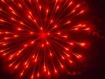 st cyprien bastille day fireworks at garrit-france-em10-20150713-P7130313.jpg Royalty Free Stock Image