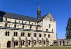 St. Cyriakus, Gernrode, Германия стоковое фото