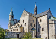 St. Cyriakus, Gernrode, Germany Royalty Free Stock Photo