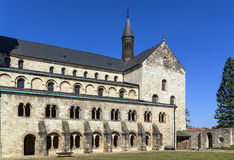 St. Cyriakus, Gernrode, Germany Stock Photo