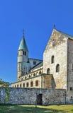 St. Cyriakus, Gernrode, Germany Royalty Free Stock Photos