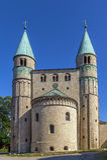 St. Cyriakus, Gernrode, Germany Stock Photo