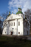 St. Cyril Cathedral, Kiev Royalty Free Stock Image