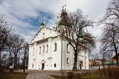 St. Cyril's Monastery Royalty Free Stock Photography