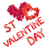 St Día de San Valentín Fotografía de archivo
