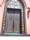 St d'entrée principale L'église de Paul Images stock