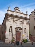 St Daniele church Stock Photo