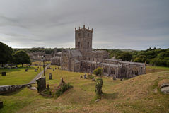 St David's Cathedral Royalty Free Stock Images