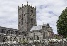 St. David's Cathedral Royalty Free Stock Photography