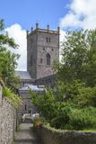 St David's Cathedral. Pembrokeshire, Wales, Great Britain Royalty Free Stock Image