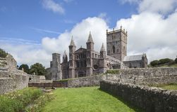 St David's Cathedral Royalty Free Stock Photo