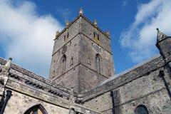 St Davids大教堂 免版税图库摄影
