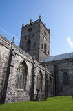 St Davids cathedral Stock Images