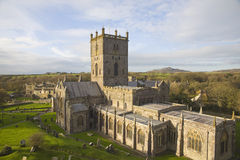 Free St. Davids Cathedral Stock Photography - 20134352