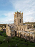 St. Davids cathedral Stock Photography