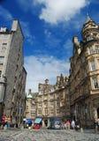 St de Cockburn en Edimburgo imagenes de archivo
