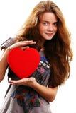 St de Dag van Valentijnskaarten Royalty-vrije Stock Afbeelding