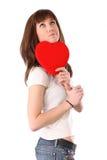 St de Dag van Valentijnskaarten Royalty-vrije Stock Foto's