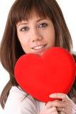 St de Dag van Valentijnskaarten Royalty-vrije Stock Fotografie