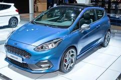 ST de Ford Fiesta imagens de stock