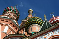 St de Kathedraal van het Basilicum Royalty-vrije Stock Afbeeldingen