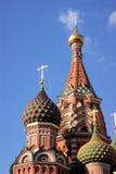 St. de Kathedraal van het basilicum Royalty-vrije Stock Foto