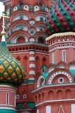 St. de Kathedraal van het basilicum, Royalty-vrije Stock Foto's