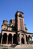 St. de Kerk van het teken Stock Fotografie