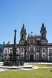 St. de Kerk van het teken Stock Foto