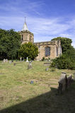 St Deiniol`s, Hawarden, Wales Stock Images