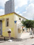 St 2009 del telefono Aviv Neve Tsedek Yehieli Fotografia Stock