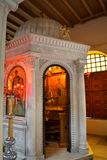 St Demetrios church chapel Royalty Free Stock Photos