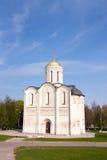 St. Demetrius Cathedral in Vladimir Stock Image
