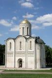 St. Demetrius' Cathedral in Vladimir Royalty Free Stock Photos