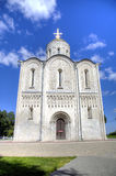 St. Demetrius Cathedral. Stock Image