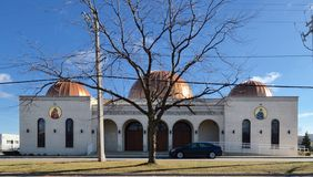 St. Demetrius Church Stock Photography