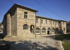 St Demetrius kerk in Bitola macedonië Royalty-vrije Stock Afbeelding