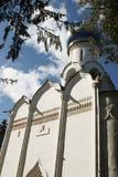 St.-demetrius Kirche in Vladimir Lizenzfreies Stockfoto