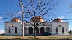 St Demetrius kościół Fotografia Stock