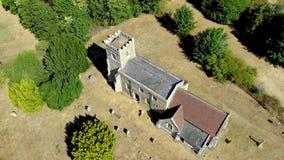 St Denys教会,圣Neots 影视素材