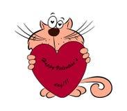 St Dia do ` s do Valentim Foto de Stock Royalty Free