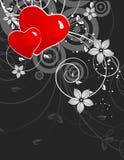 St. Dia do Valentim. Imagens de Stock Royalty Free