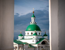 St. Dmitry church, Rostov, Russia. Royalty Free Stock Images