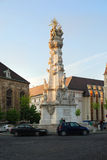 St do monumento Stephen em Budapest Imagens de Stock Royalty Free