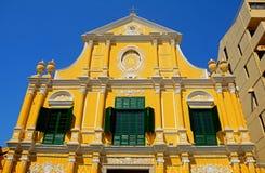 St. Dominic Church, Macau Stock Photography