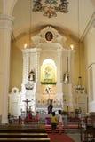 St. Dominic Church in Macau Royalty Free Stock Photos