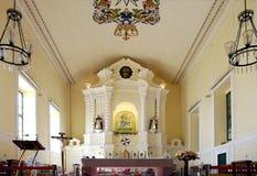 St.dominic's church macau Royalty Free Stock Photo