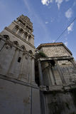 St. Domnius church in Spalato royalty free stock photography