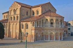 St Donato, Murano Royalty Free Stock Photos